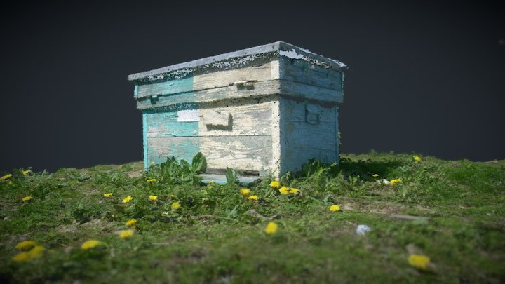 Beehive no.1 3D Model