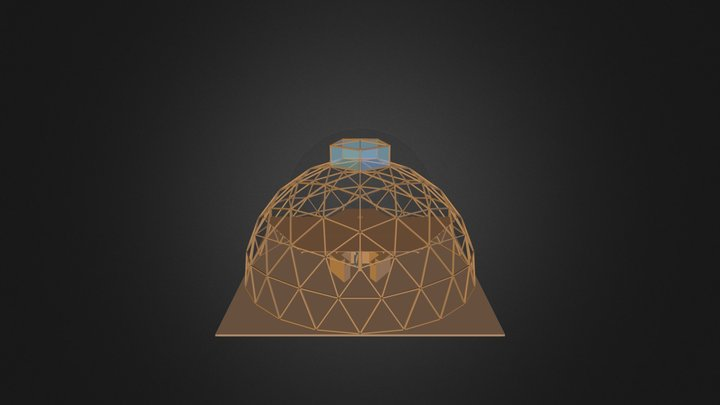 Projektmengesta 3D Model