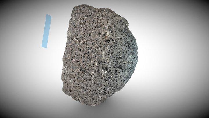 Vesicular Basalt - Univ. of Queensland 3D Model