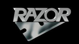 RAZOR - Logo - Thrash Metal Band From Canada 3D Model