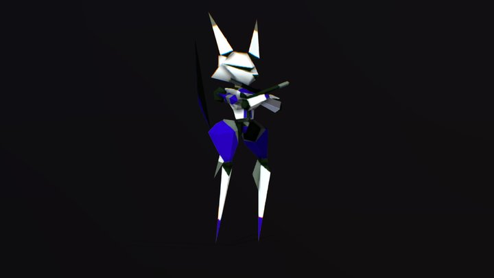 Fx1 - Animation Test 3D Model