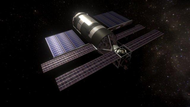 Skylab B 3D Model