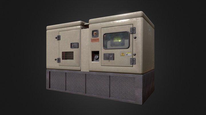 Simple Generator(Fixed) 3D Model