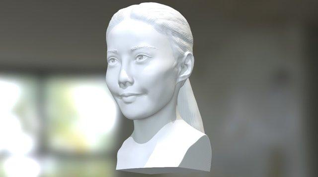 Ne Yuri 3D Model