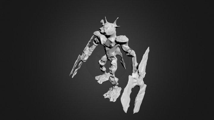 bionicle 3D Model
