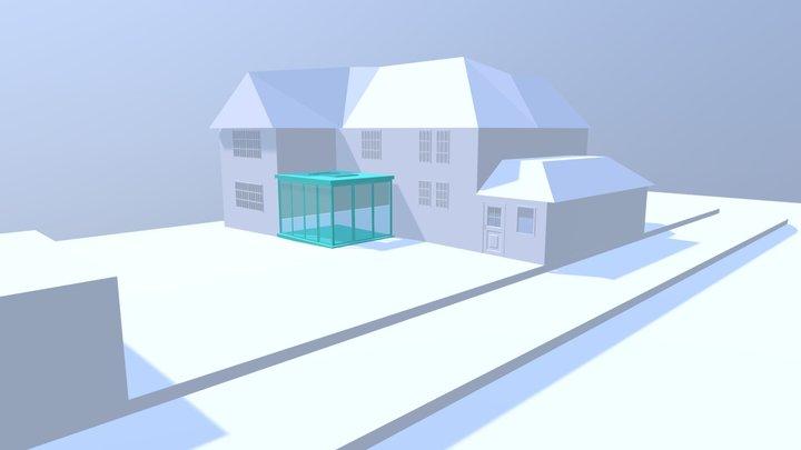 1158 - 36 Lyonsdown Avenue Barnet EN5 1DX 3D Model