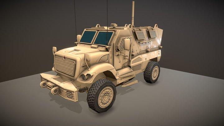 Mrap 3D Model