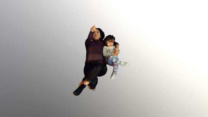 Hannah and lumen 3D Model