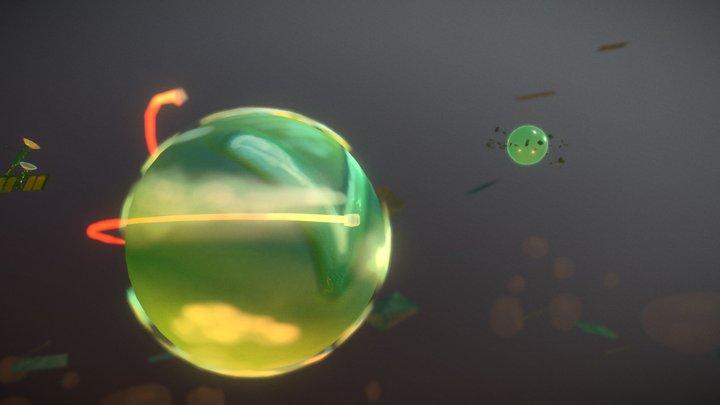 VinesauceArt - Outer Worlds - 2019/11/09 3D Model