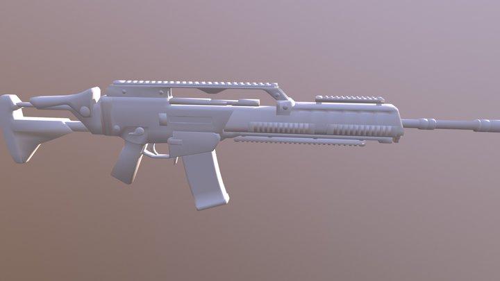 G36kv 3D Model