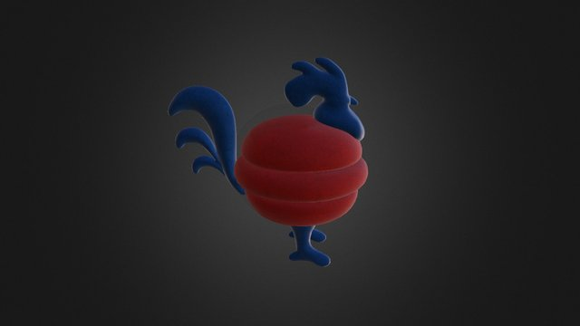 Galo 3D Model