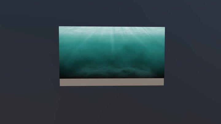 FLWS Cave 3D Model