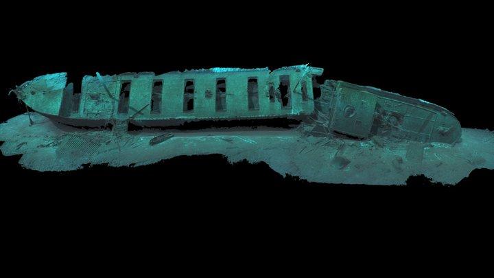Norman 3D Model