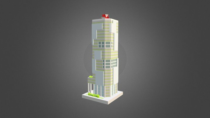 CapitalGreen Miniature 3D Model