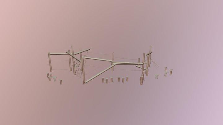 Riesentroll 3D Model