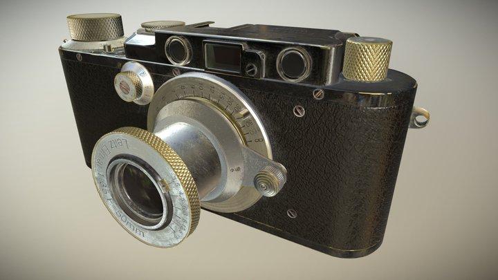 Leica 1933 3D Model
