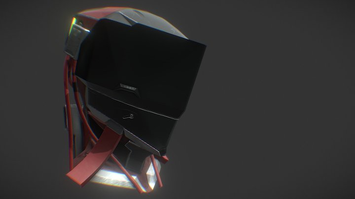 Two Hour Bust 3D Model