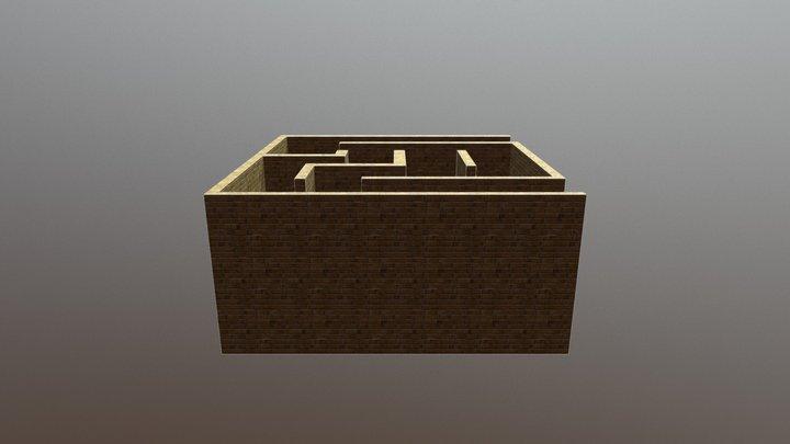 maze test 2 3D Model