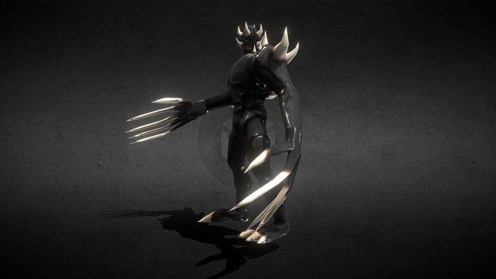Monstro 3D Model
