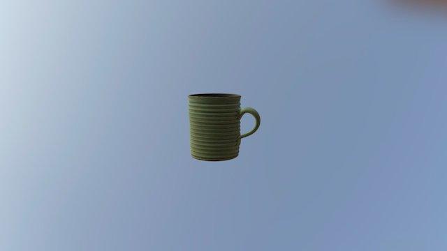 A Mug 3D Model