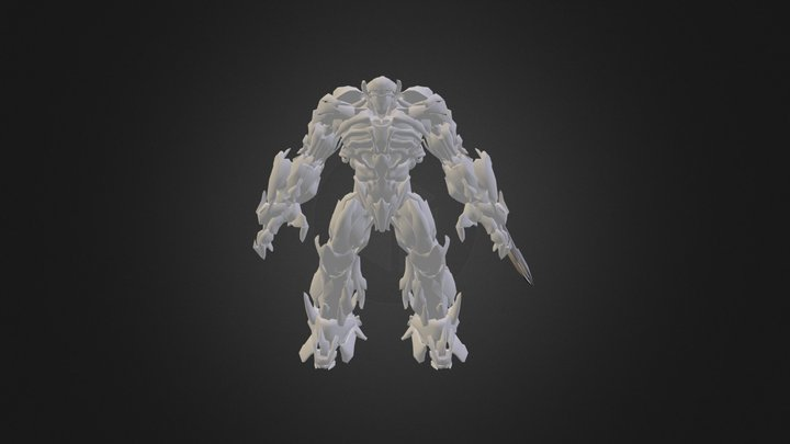 Shockwave 3D Model