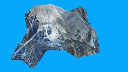 Station de Chabanon 3D Model