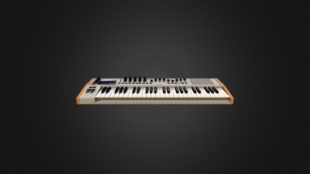 Keylab49 3D Model