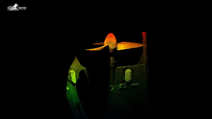 Inquisitor Propeller 3D Model