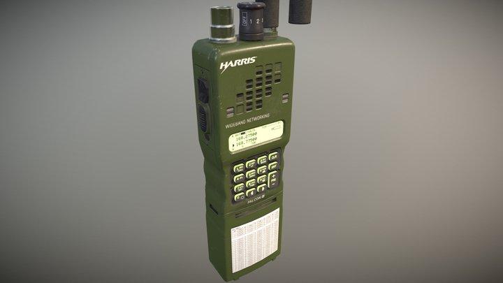 AN / PRC-152A Radio 3D Model
