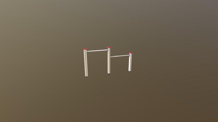 Stufenreck 3D Model
