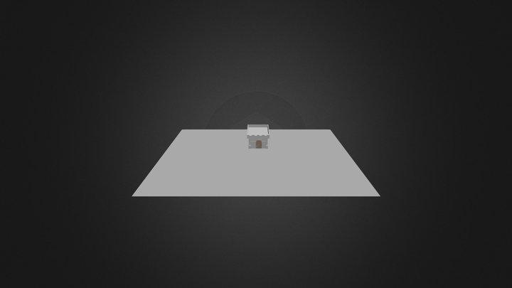 Building (Blender) 3D Model