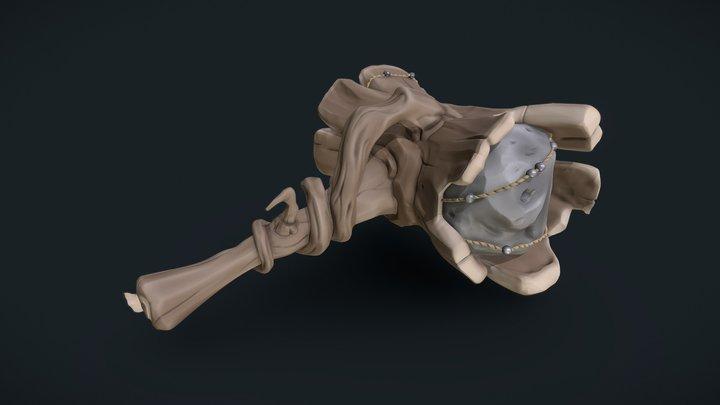Forest Hammer 3D Model