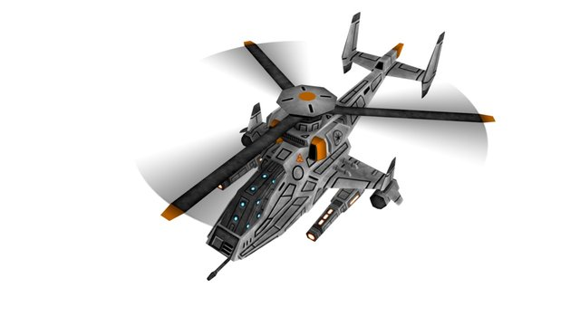 WEA Hekate 3D Model