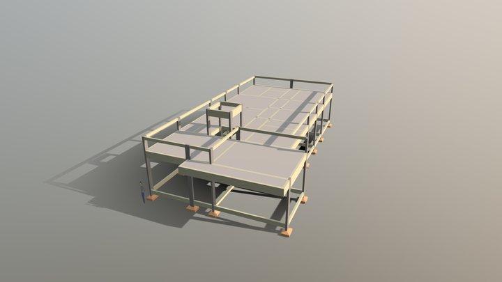 RESIDENCIA A | D 3D Model
