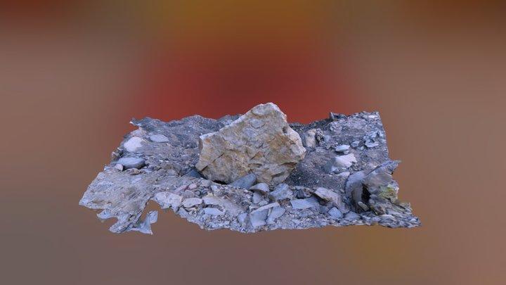 Piedra 3D 3D Model