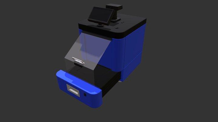 SMU-01 3D Model