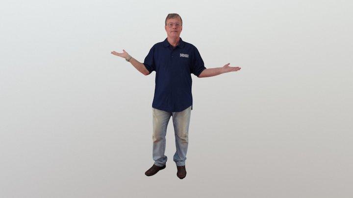 William 3D Model