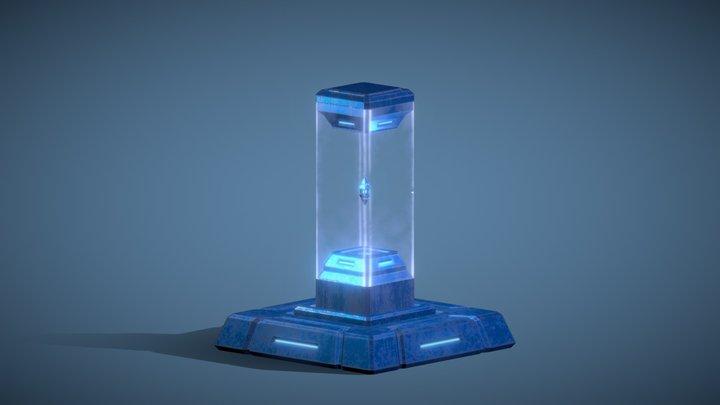 DiamondX 31-A 3D Model