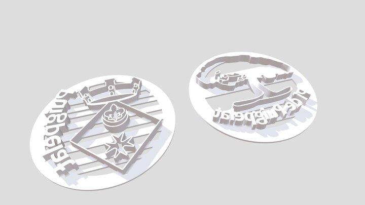 Pi de Puigpelat 3D Model