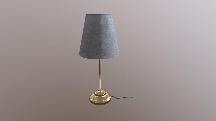 3D lamp 3D Model