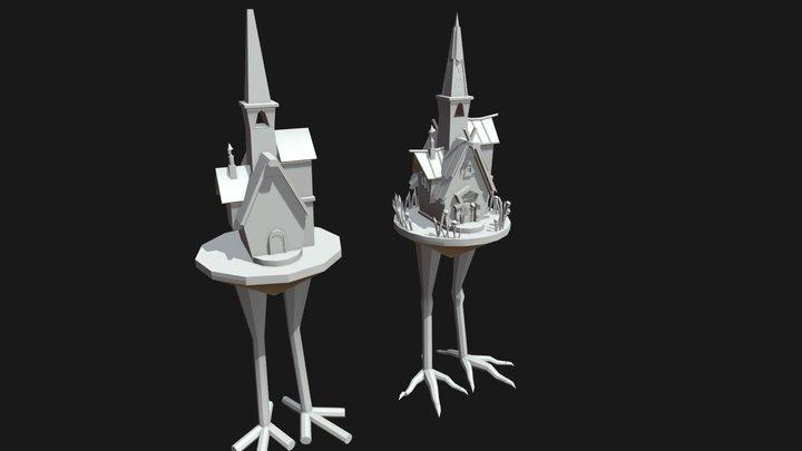 Homework_5_Middle_Form_1 3D Model