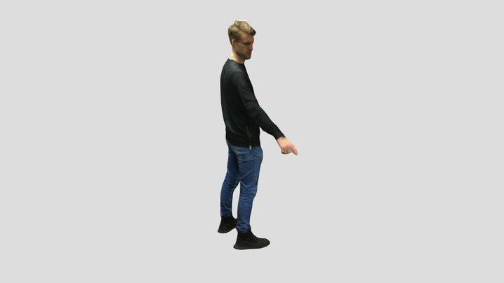 Aaron-3dbear 3D Model