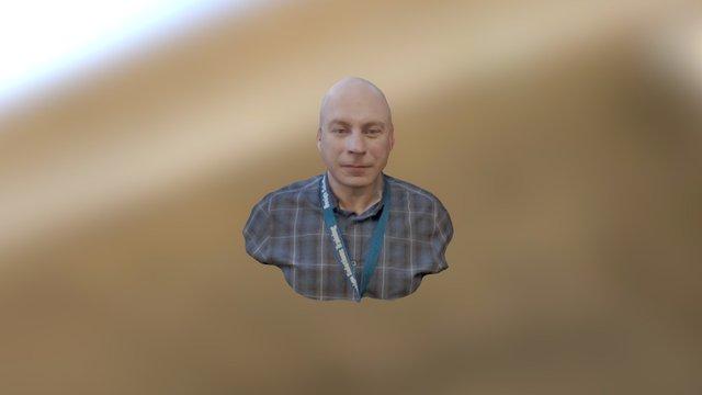Dory Scan 3D Model