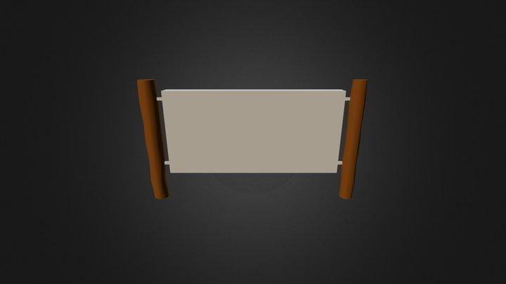 Placa Principal 3D Model