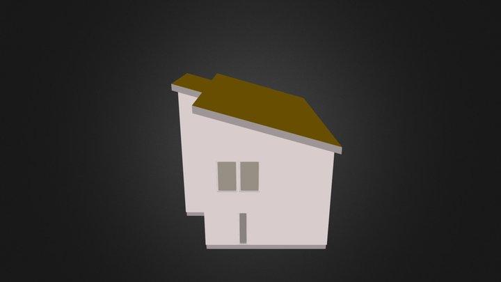 Villa Bojjo 3D Model