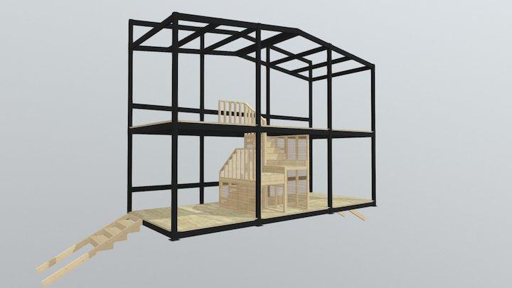 Prueba_Escala 3D Model