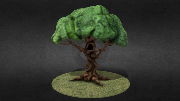 --ÁRBOL-- 3D Model