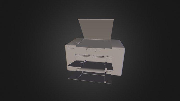 Impresora 3D Model