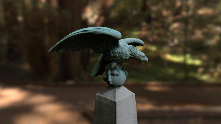 O'Brien Memorial 3D Model