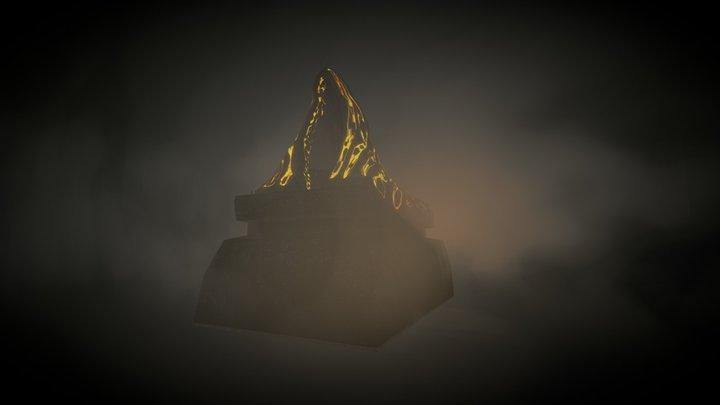 Tomb in the Mist #3DSM6 3D Model